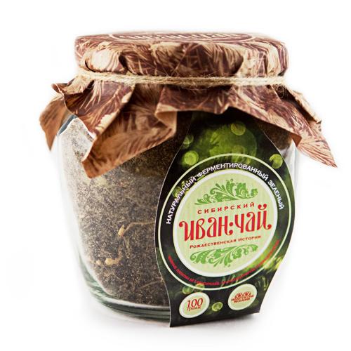 """Сибирский Иван-чай """"Рождественская история"""""""
