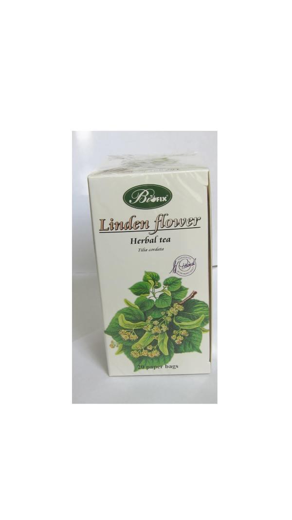 """Травяной чай """"Цвет липы"""" 20*1,75 гр"""