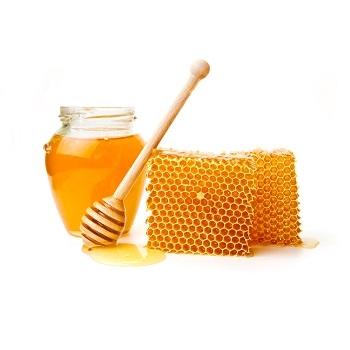 Натуральный мёд с прополисом