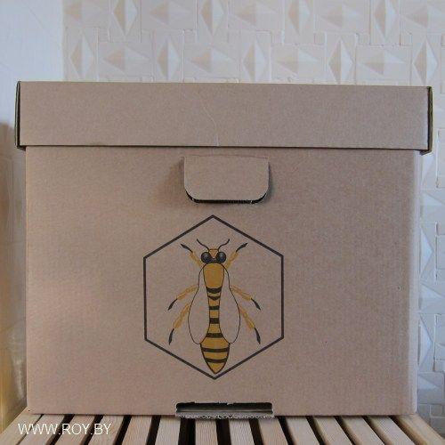 Гофроящик для пчелопакетов