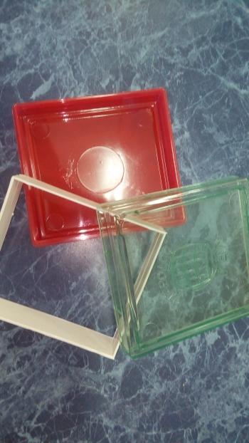Рамка для сотового мёда (полистирол)