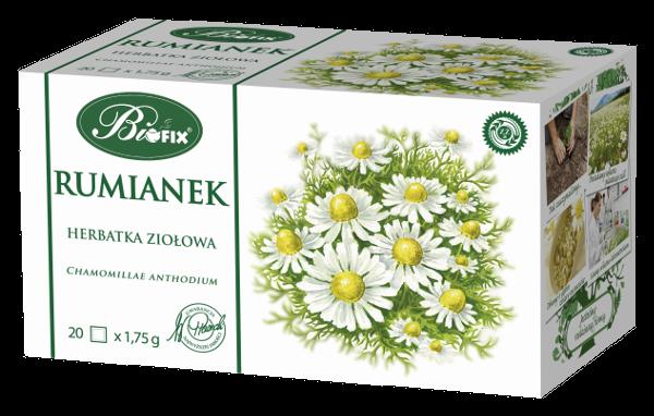 "Травяной чай ""Ромашка"", в пакетиках 20х1,75"