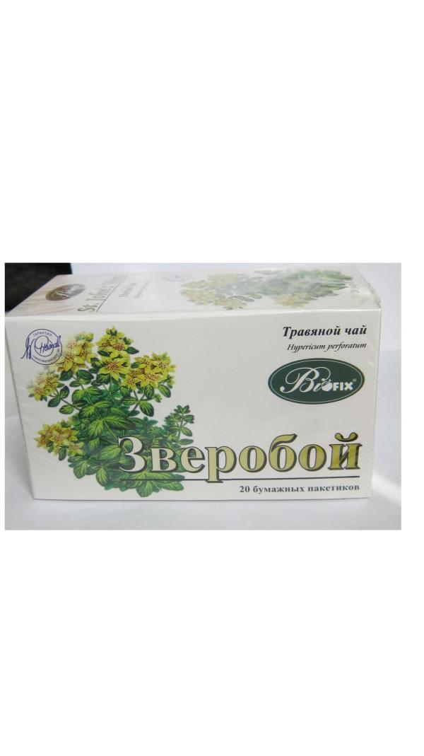 """Травяной чай """"Зверобой"""" 20*2 гр"""