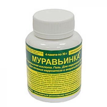 Муравьинка ( 80% муравьиная кислота)
