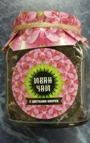 Иван-чай с цветками кипрея